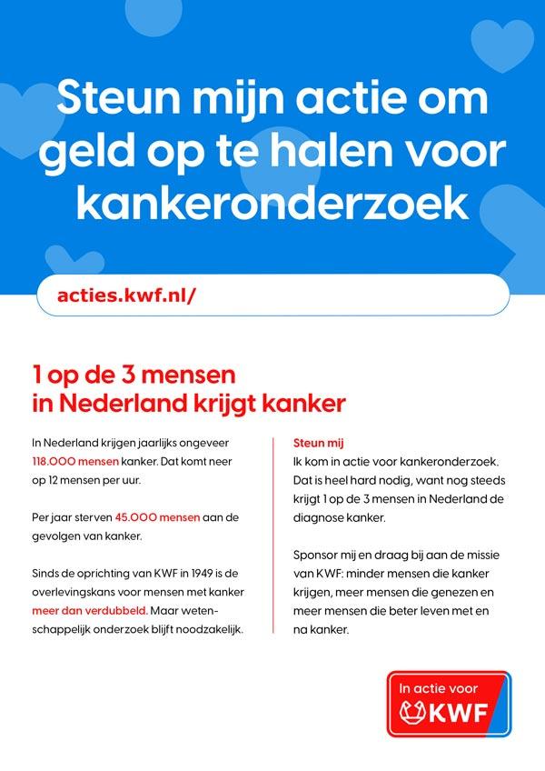 Informatie-flyer